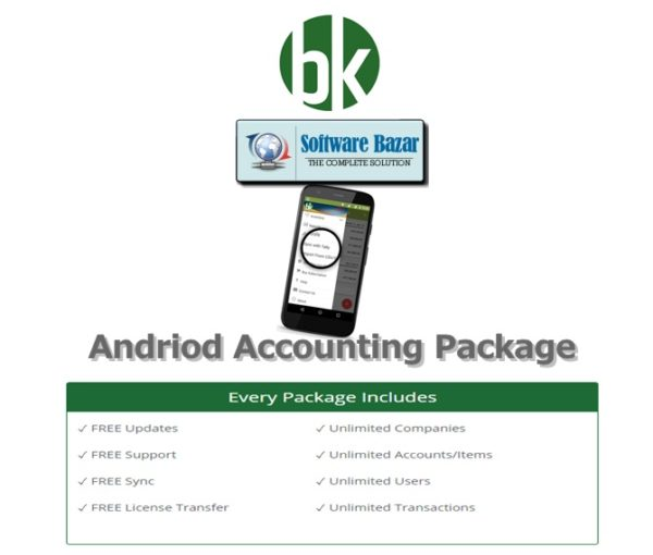 Book Keeper - Accounting, GST Invoicing, Inventory-Andriod