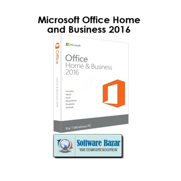 microsoft office and business 2016
